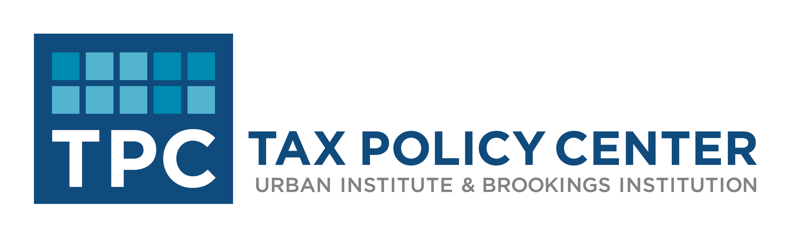 Tax Policcy Center Logo for Site